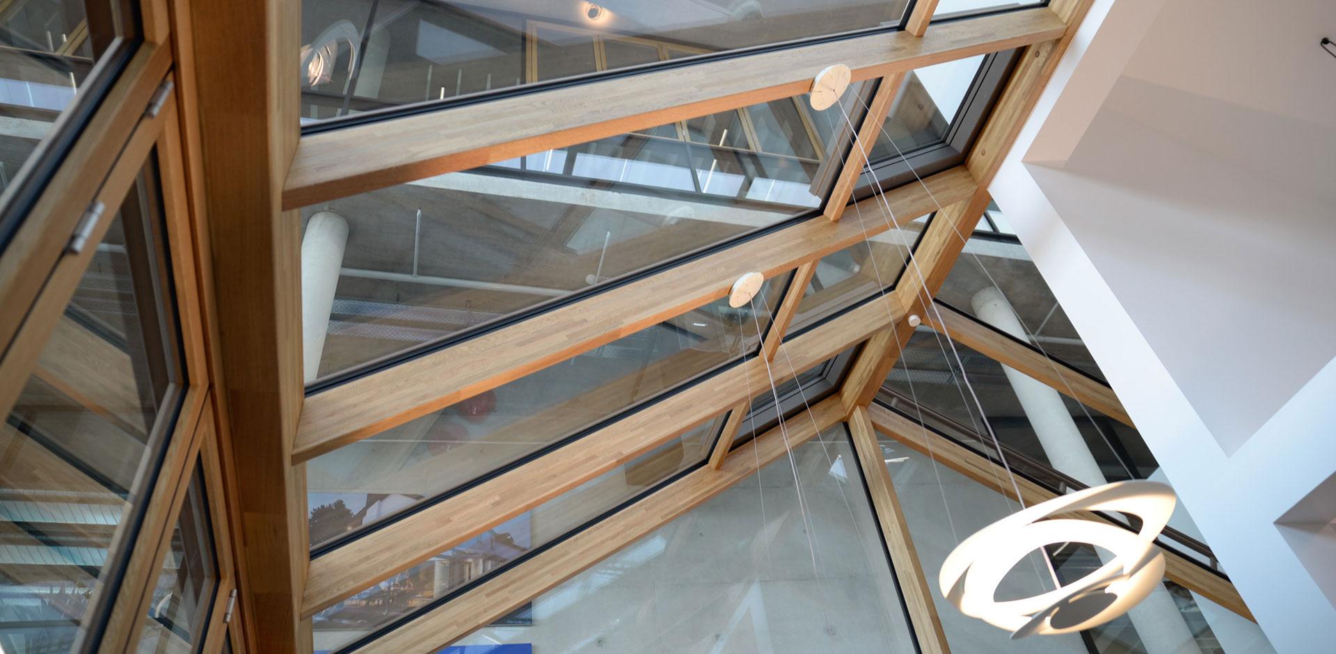 Wintergarten Holz/Aluminium SDL Avantgarde